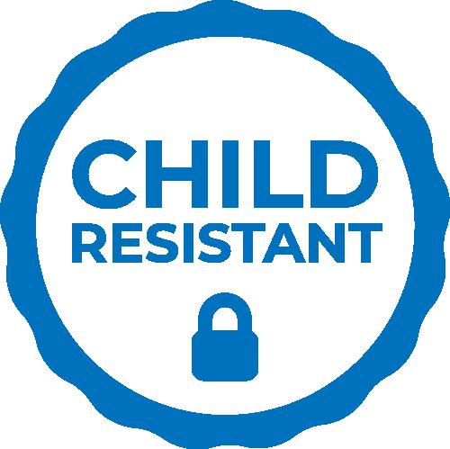 Child Resistant